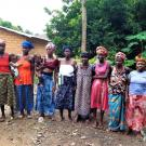 Adama's Female Farmers Group