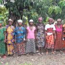 Nedowa's Female Farmers Group