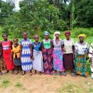 Adama's Female Farmers Group