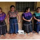 Grupo Mujeres Paculam 2 Group