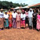 Aminiata's Best Female Farmers Group