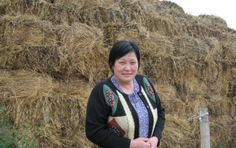photo of Zhanarkul