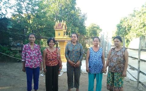 photo of Phea's Group