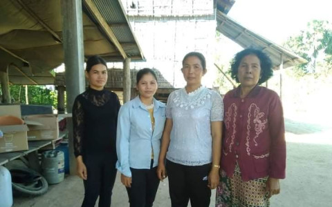 photo of Sokhorn's Group
