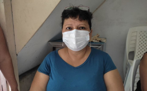 photo of Luisa Dioselina