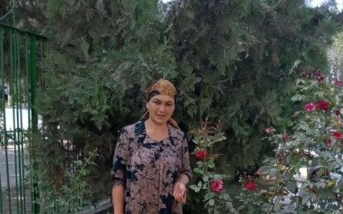 photo of Roziyakhon