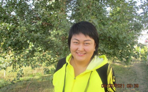 photo of Zhamal
