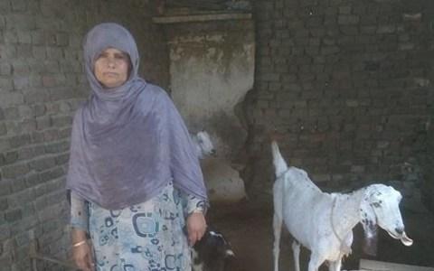photo of Kalsoom