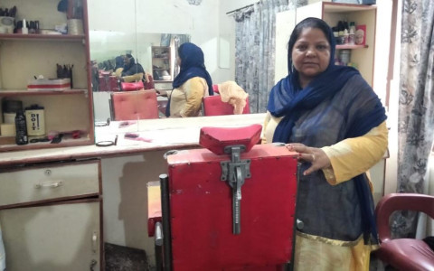 photo of Sajida