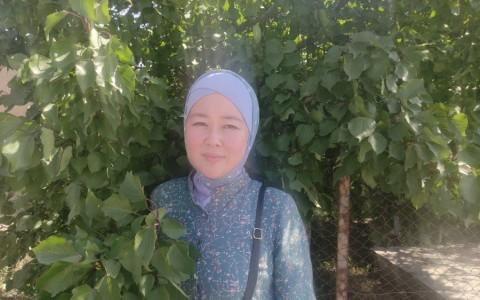 photo of Zhazgul