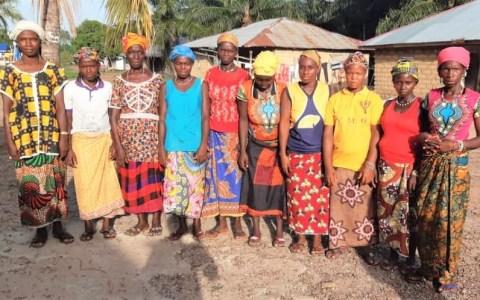 photo of Kadiatu's Best Female Farmers Group