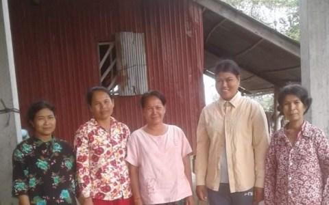 photo of Samoeurn's Group