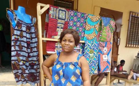 photo of Akossiwa