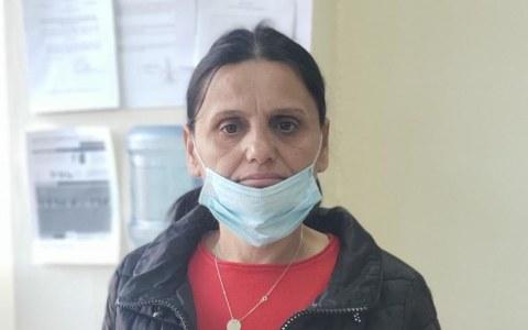 photo of Majlinda