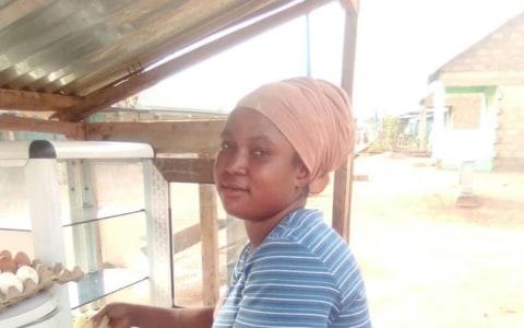 photo of Memunatu