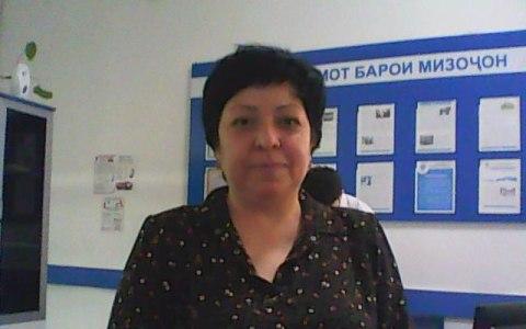 photo of Tahmina
