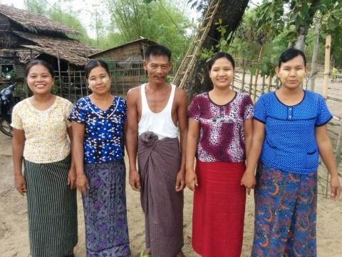 photo of Pyi Taw Thar Village Group 2