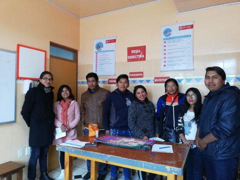 photo of Juventud Creciendo Juntos Group