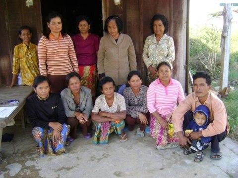 photo of Ren Rathy's Group