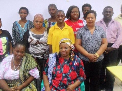 photo of Sinza E Group