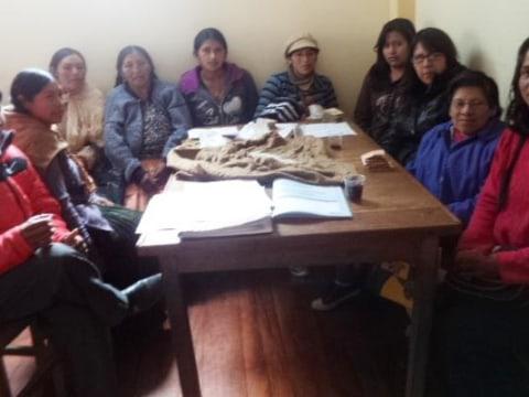 photo of Las Agiles Vicuñitas Group