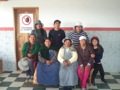 photo of Las Constantinas Group