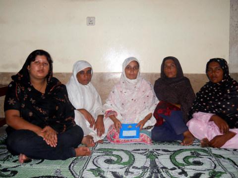 photo of Kalsoom's Group