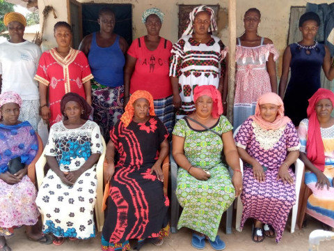 photo of 03_Gpf Kambeng Kaffo Kafountine Group