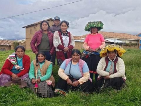 photo of Pioneros De Lauramarca Group