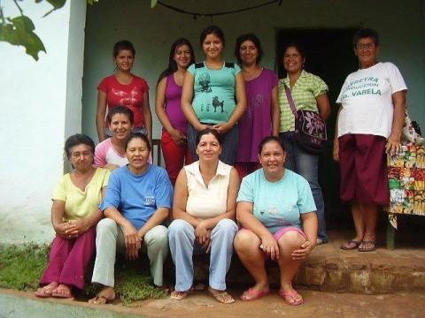 photo of Fuerza Femenina Group