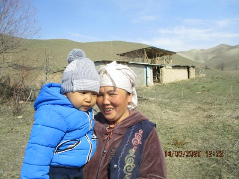 photo of Zhumagul