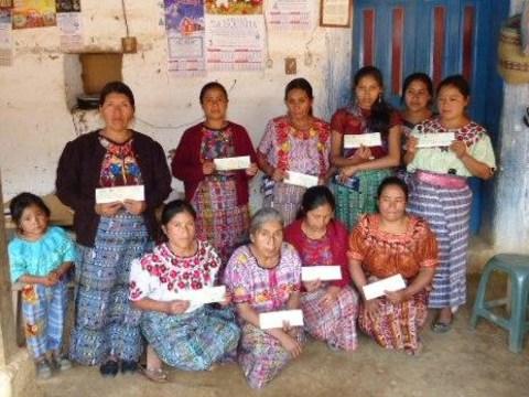photo of Mujeres De Xecojom Group