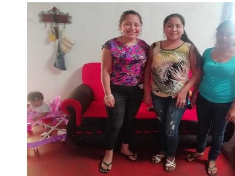photo of Grupo Las Vendedoras Samayac Group