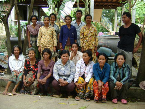 photo of Mrs. Soen On Village Bank Group
