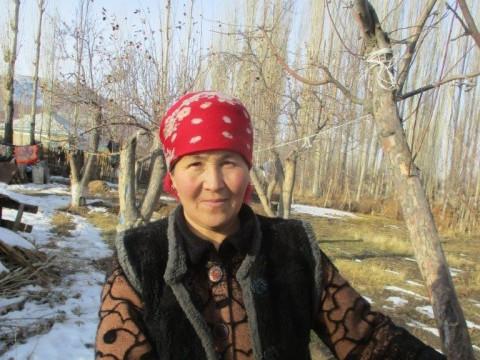 photo of Gulzina