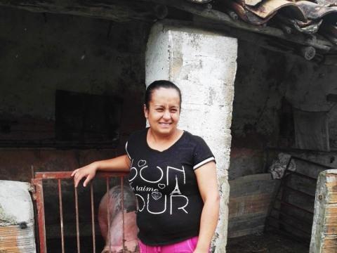 photo of Yina Daniela