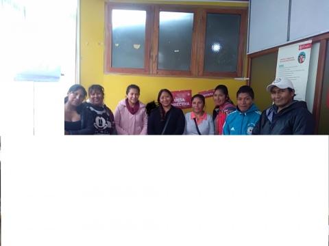 photo of Redimi 2 De San Roque Group