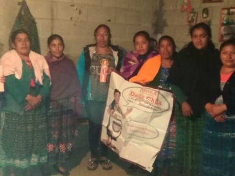 photo of Mujeres Misioneras Group