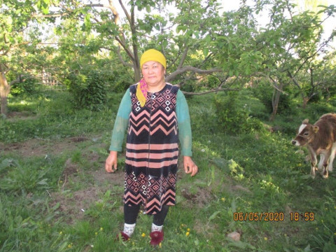 photo of Zhamila