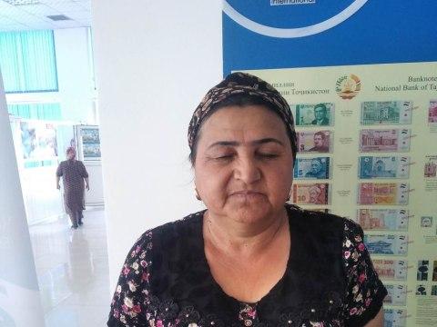 photo of Dilrabo