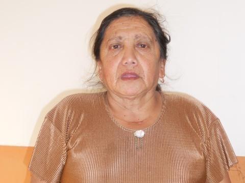photo of María Lourdes