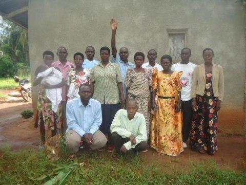 photo of Kigunda Abeteraine Group