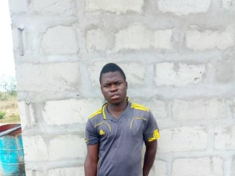 photo of Mganga Charles