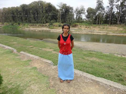 photo of Angela Marilu