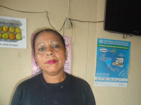 photo of Sandra Maria