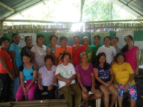 photo of Center 129 Greenland Women's Association Group