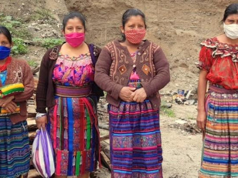 photo of Mujeres De Chacaguex Group