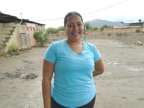photo of Patricia Viviana