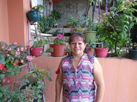 photo of Gloria Elena