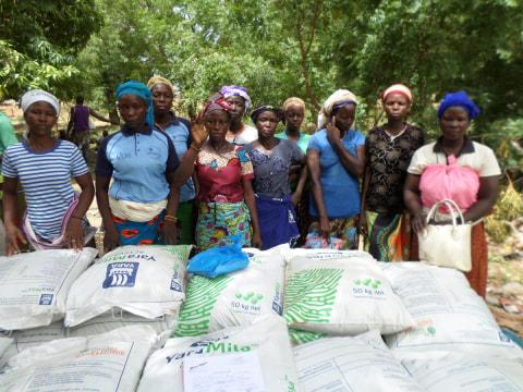 photo of Relwende Guirgo Komtigre Group